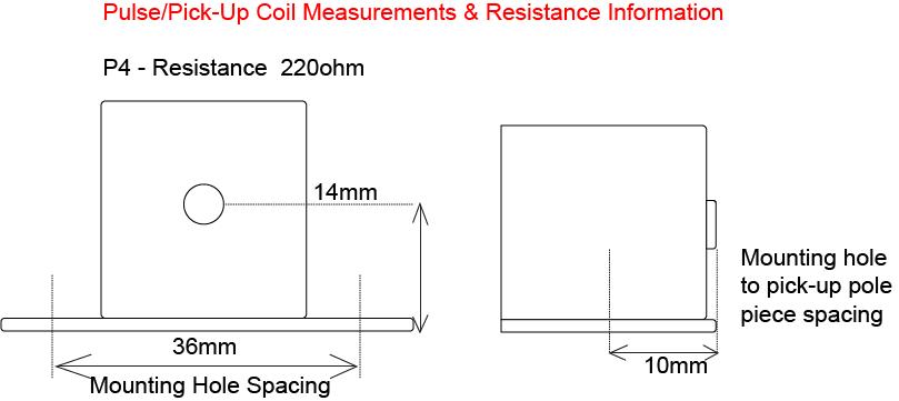 Pulse, Pick-up coil or Sensor - honda, XR250R, XR400R, XR650R