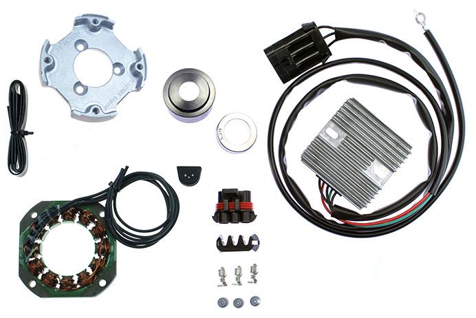Honda Cbr600rr Road Race Alternator System