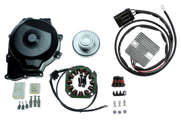 Yamaha R6 Road Race Alternator System