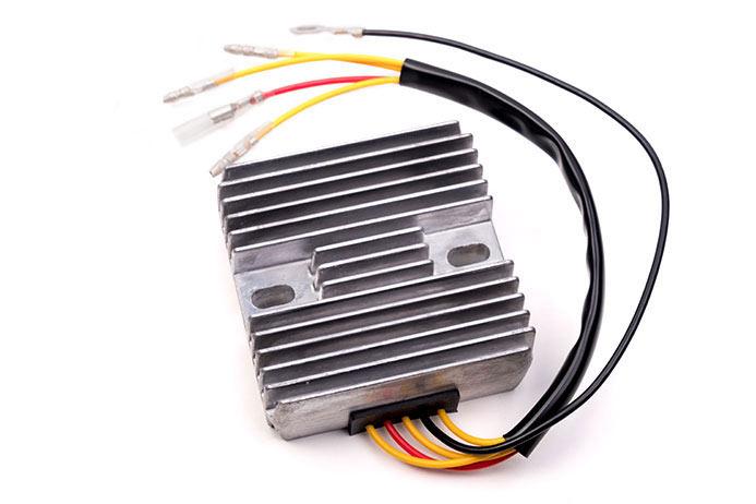 Universal Regulator Rectifier for Suzuki GS250 GS400 GS425 GS450E GS450L