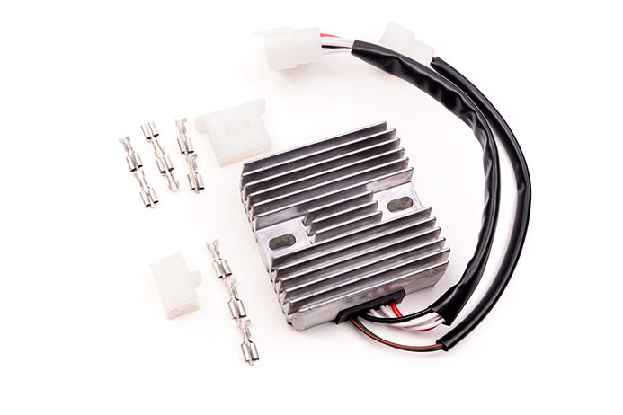 Regulator Rectifier for Yamaha YR350, XS650 and XJ650 (points models)