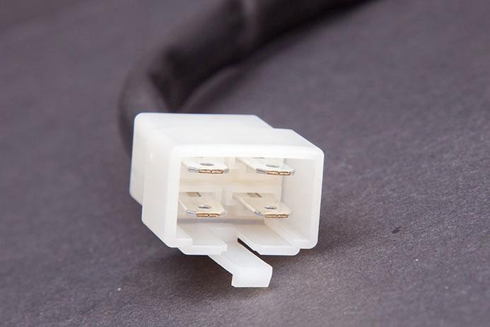 rr39 regulator rectifier fits yamaha xv500 xz550 xv700 xv750 xv920  regulator rectifier connector 1 (rr39)
