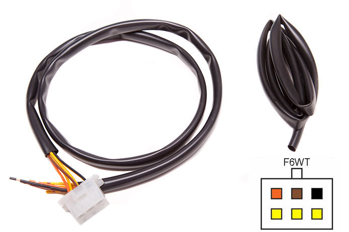 harness extension - (rr45)
