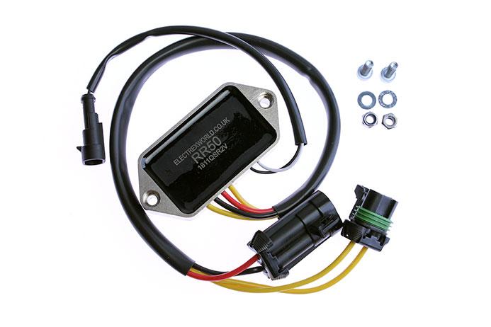 regulator rectifier for ducati st2 manufacturedelectrex world