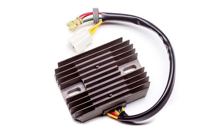 Regulator Rectifier Honda XVR750 (94-00) manufactured by Electrex World