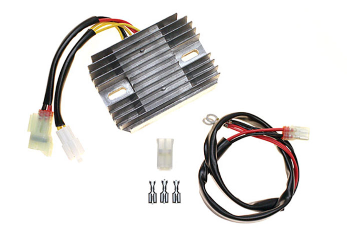 Regulator Rectifier fits Suzuki SV650, SV1000, DL650 ... on