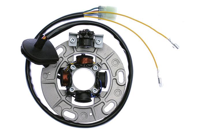 Combined Lighting & Ignition Stator for Yamaha YZ250 (99-02