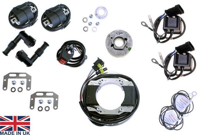 Stator kit for Yamaha: Banshee RD250 RD400 E/F on