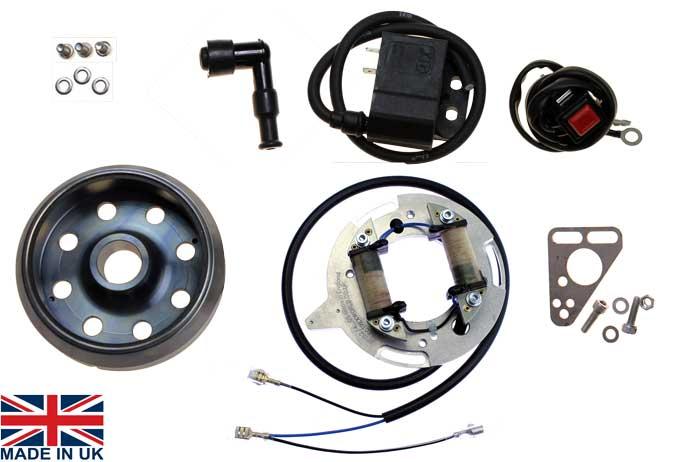 Stator Kit for Bultaco Pursang - Single Spark