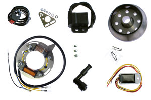 Bultaco Frontera, Matador , Pursang Lighting/Ignition Stator Kit - (STK-153L)
