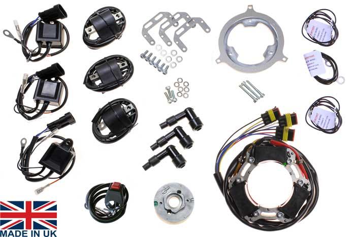 Self generating internal rotor kit Kawasaki H1 H2 KH250 KH350 on