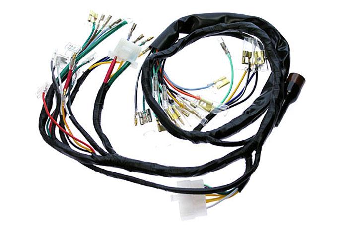 Wiring Harness for Honda CB750K 1972 - Electrex World on ct90 wiring harness, cb550k wiring harness, crf250x wiring harness, gl1000 wiring harness, ct70 wiring harness, cb400f wiring harness, cb360 wiring harness, cb160 wiring harness, cbr900rr wiring harness, cb125s wiring harness, cx500 wiring harness, cb750 wiring harness, cbr954rr wiring harness,