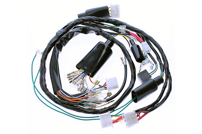 wiring harness for honda cb400f 1975 1977 electrex world rh electrexworld co uk